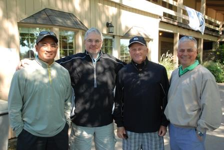 2013 Past Presidents Fall Golf