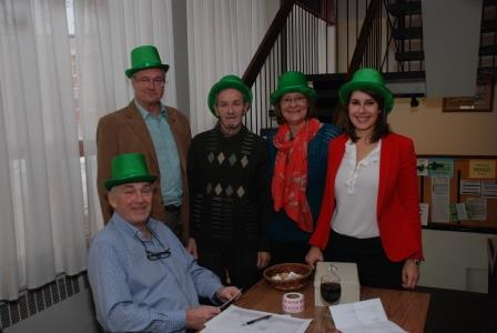 2014 St-Patrick's Curling Luncheon
